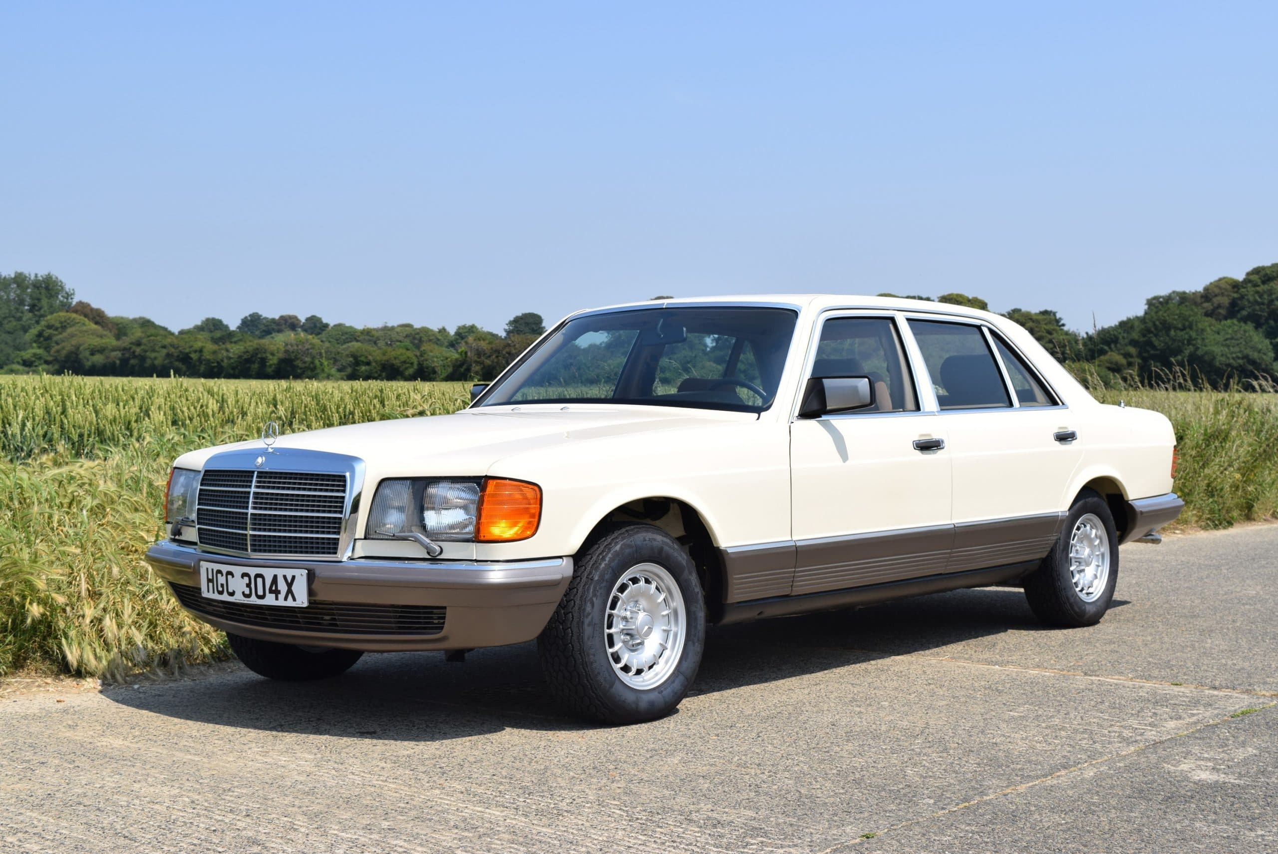 Mercedes-Benz modern classics