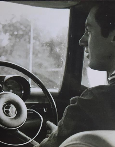 John Haynes 1964